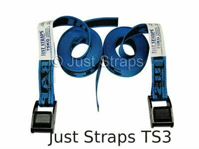 Just Straps Roof Rack Cam Buckle Strap 3.5metre