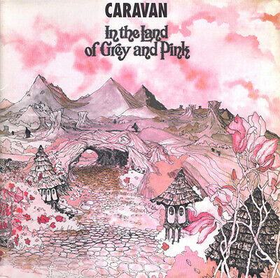 Caravan : In the Land of Grey and Pink VINYL (2017) ***NEW***