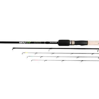 Maver MVR Commercial Feeder Rod *All Models* NEW Coarse Fishing Quivertip Rod