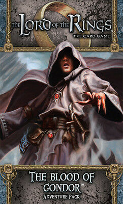 The Lord Of The Rings Lcg - The Blood Of Gondor Adventure Pack