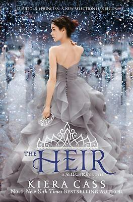 The Heir by Kiera Cass Paperback Book Free Shipping!