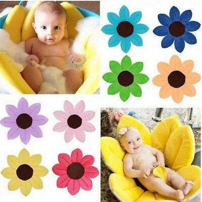 Baby Bath Mat non-slip Flower for New Born 80 x 80 cm (PLEASE READ DESCRIPTION)