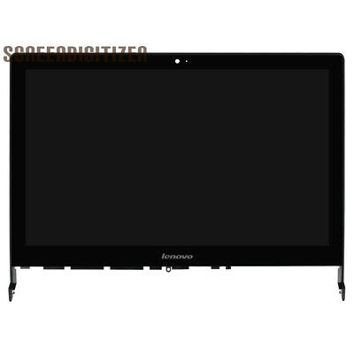 Lenovo Edge 15 80H1 80K9 LCD Screen Touch Digitizer Bezel Assembly Replacement