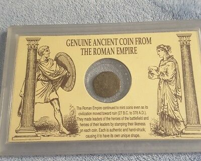 Genuine Ancient Coin From Tje Roman Empire, Rare, Upm, 1993