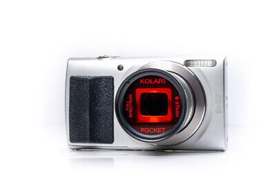 Canon PowerShot 180 20MP Digital IR 720nm Infrared Converted Camera