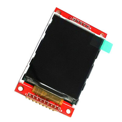 "2.2"" 240x320 Colour TFT LCD Display Module SD SPI 5V 3.3V 4 IO for Arduino"