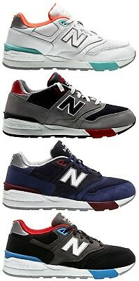 new balance ml597 rouge
