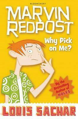 Why Pick on Me? by Louis Sachar (English) Paperback Book Free Shipping!