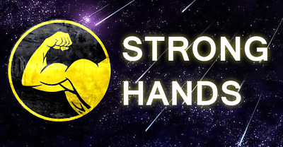 10 Million StrongHands (10 000 000) - SHND - Cryptocurrency, Crypto coin