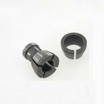 """SP10174810 Collet Chuck 3/8"""" 1/4"""" Fits Katsu, Makita Trimmer Repalcement Spare"""