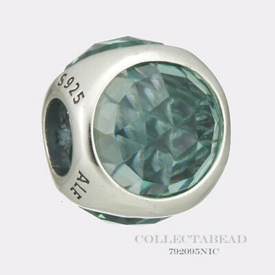 Authentic Pandora Silver Icy Green Radiant Droplet Bead 792095NIC *SPECIAL!!!*