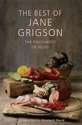Best of Jane Grigson by Jane Grigson (English) Hardcover Book Free Shipping!