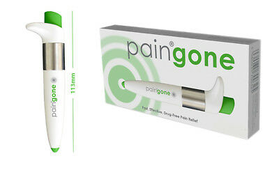 Paingone pen, Pain relief, Pain gone pen erazor Pain Therapy Device.