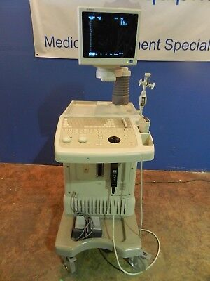 Medison Sonoace SA 6000 Ultrasound with Probe shown - AS IS
