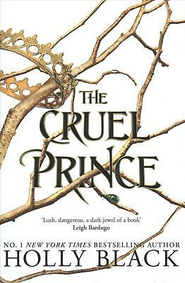 Cruel Prince (the Folk of the Air) by Holly Black Hardcover Book Free Shipping!
