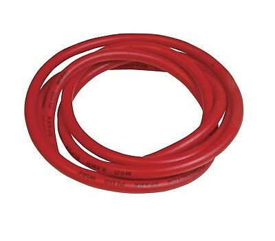 MSD Ignition 34019 Super Conductor Wire 25 ft. Red
