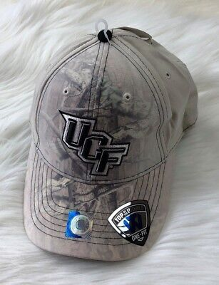 645c0526 ... france university of central florida knights ucf ncaa camo s m fitted  hat cap adult e50a5 de3e9