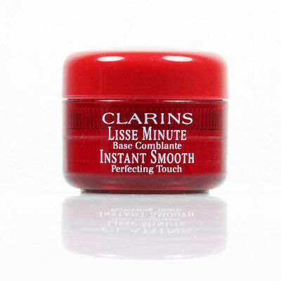 Clarins - Lisse Minute - Instant Smooth Perfecting Touch Makeup Base - 15ml/0.5oz tuel skincare clear it, 1.7 ounce