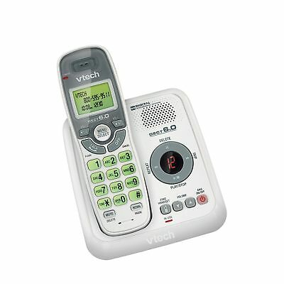 Vtech cs6124 cordless answering system with caller id call waiting vtech cs6124 dect 60 cordless phone with answering system and caller idcall fandeluxe Images