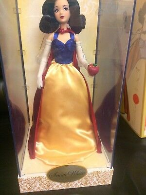 Disney princess designer collection, Snow white doll Ltd 6,000 worldwide!!!