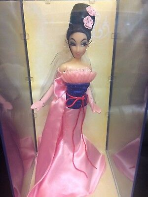 Disney princess designer collection, Mulan doll,  number 0/6000 worldwide!!!