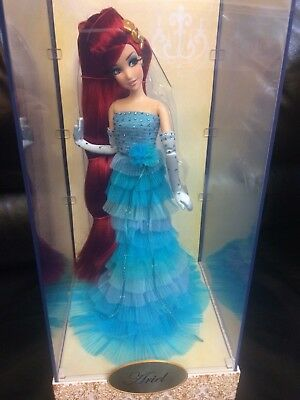 Disney princess designer collection Ariel doll Ltd 8000 worldwide!!!