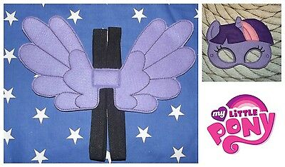 Eye Mask and Small Wings Set - Twilight Sparkle  - My Little Pony