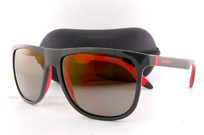c4a6b2dc3f Brand New CARRERA Sunglasses 5003/SP 0268 Gray Red/Copper Grey Women