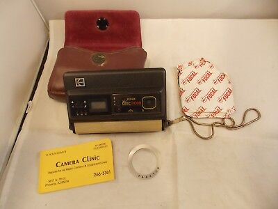 Kodak Camera Dics 8000 w/1 Disc & Bag, Pre-Owned