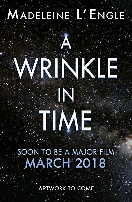 A Wrinkle in Time by Madeleine L'Engle Paperback Book Free Shipping!