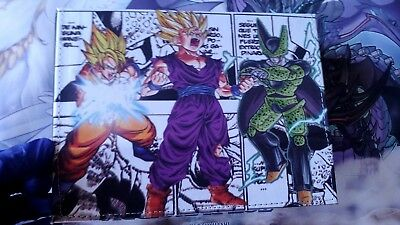 Gohan vs Cell Custom Dragon Ball Super Deckbox FREE shipping INCLUDED
