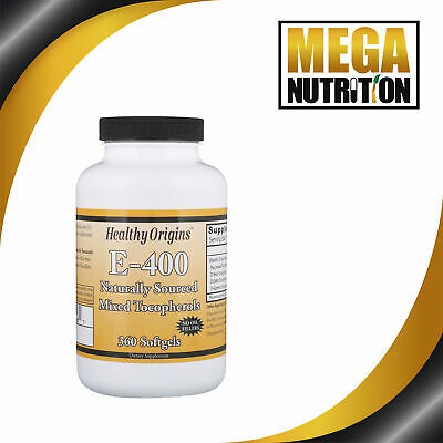 Healthy Origins, E-400, 360 Softgels