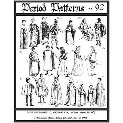 Capes and Tabards #92