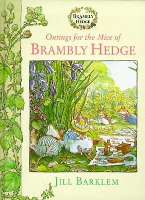 """Outings for the Mice of Brambly Hedge: """"Spring Story"""", """"High Hills"""" By Jill Bar"""