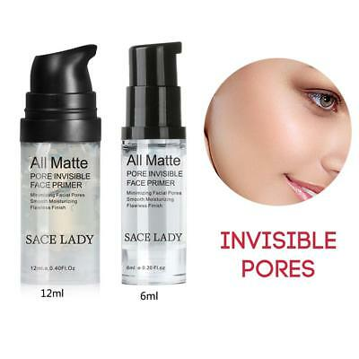 6ml Primer Natural Make Up Base Foundation Pores Invisible Oil-control Cosmetic