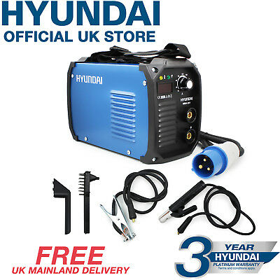 Hyundai Portable Inverter Welder Machine ARC MMA 200Amp Stick Welding HYMMA201