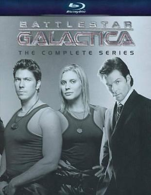 Battlestar Galactica - The Complete Series New Blu-Ray