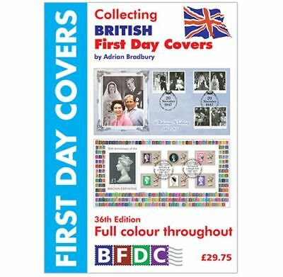 Bradbury 2018 GB First Day Cover Catalogue - 36th Edition now in Stock  £23.95
