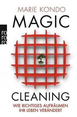 Magic Cleaning von Marie Kondo   UNGELESEN