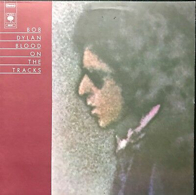 LP Vinyl Bob Dylan Blood On The Tracks, LP, Album Release: 1974 Original, MN