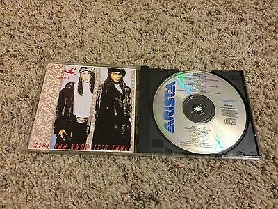 Girl You Know It's True by Milli Vanilli (CD, Mar-1989, Arista)
