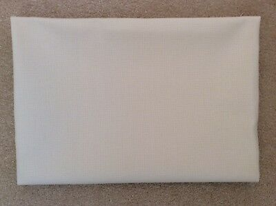 "Zweigart Aida Fabric 14 ct Extra Large Piece (41""x41"") Cream"