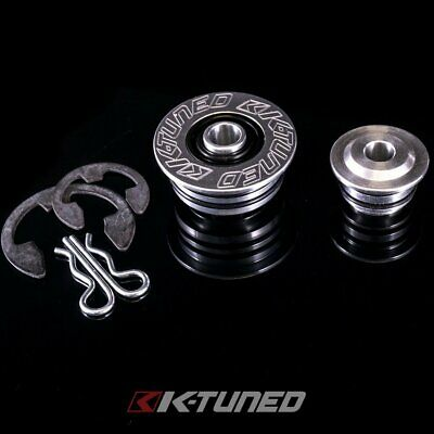K-Tuned KTD-CAB-SP7 Billet Spherical Shifter Cable Bushings 2007-11 Civic Si