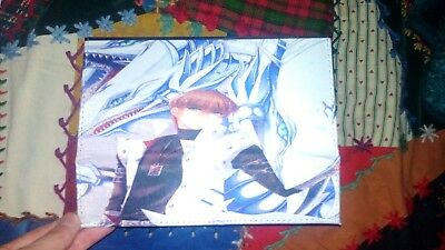 Seto Kaiba Custom Yugioh Deckbox FREE shipping INCLUDED