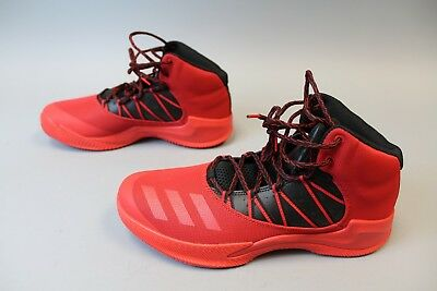 817807ad51b0 Adidas Men s Ball 365 Inspired Basketball Shoes Scarlet Black BB8287 MM1  Size 12