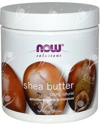 Now Foods, Solutions, Shea Butter, 7floz (207ml)