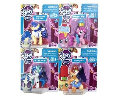 4´er Set My Little Pony Friendship Magic Collectable Story B3595AS20