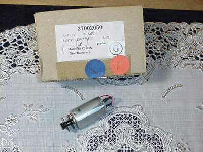 Star Micronics 37002050 Motor 12 Volt MP2 for SP298 [37002050] [37002050] NEW!