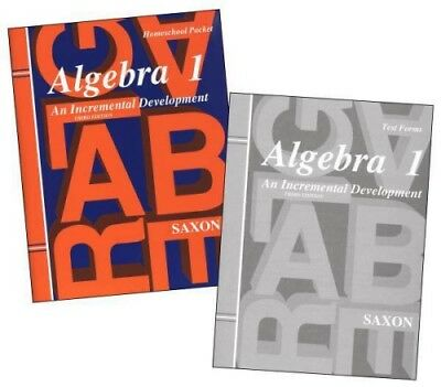 Saxon algebra 2 set third edition textbook answer key testing saxon math algebra 1 tests answer key 3rd edition homeschool packet fandeluxe Choice Image
