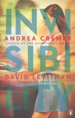 Invisibility by David Levithan (Paperback / softback)